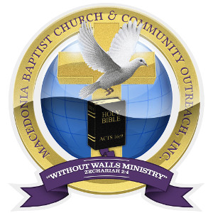 Macedonia Baptist Church Logo